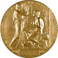 Muntstuk van de Nobelprijs voor de kunst